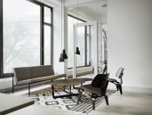 Vitra LCW fauteuil