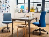 Vitra Pacific Chair bureaustoel
