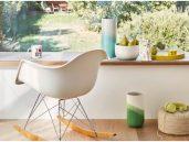 Vitra Eames Plastic Armchair RAR stoel