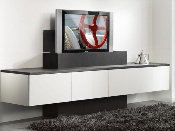 Dressoir Met Tv Lift.Interstar Tv Dressoir Met Tv Lift Plaisier Interieur