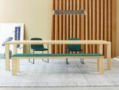 Arco Essenza bench sfeerfoto 3