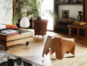 Vitra Eames Elephant kinderstoel multiplex