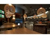 Secto Design Octo 4240 restaurant