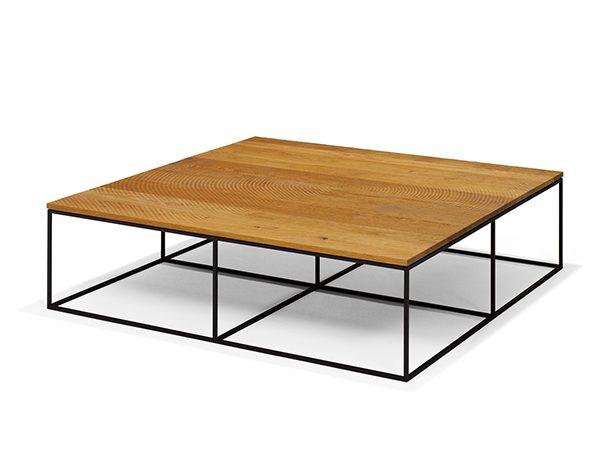 Linteloo Log salontafel