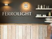 Ferrolight pixel wandlamp 2