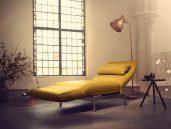 Rolf Benz Plura Longchair