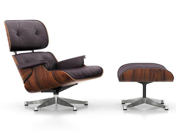 Vitra Eames Kussen : Eames chair ottoman plaisier interieur