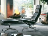 Vitra Soft Pad EA 222 fauteuil