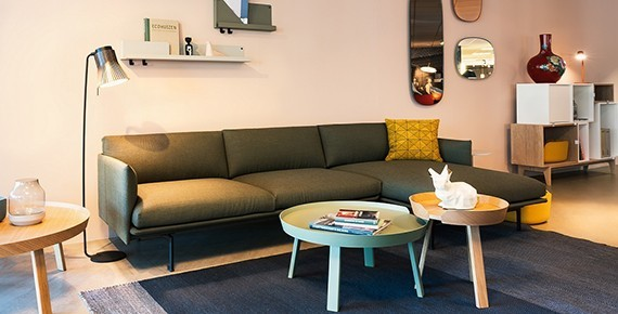 Muuto showroom Plaisier