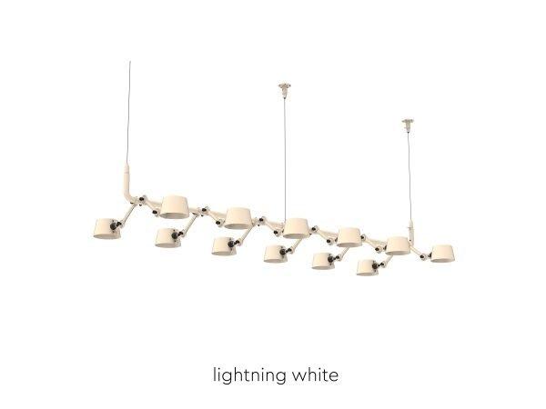 Tonone Bolt 12 pendant Lightning White