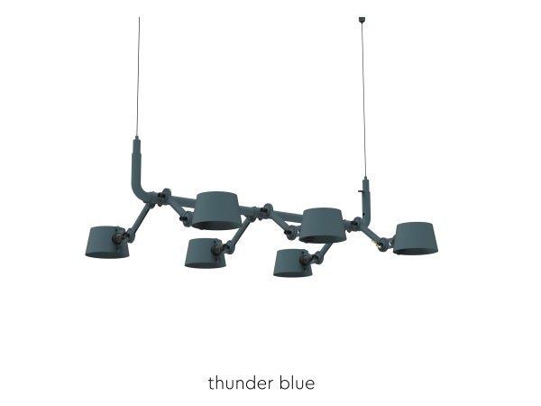Bolt Pendant 6 Thunder Blue