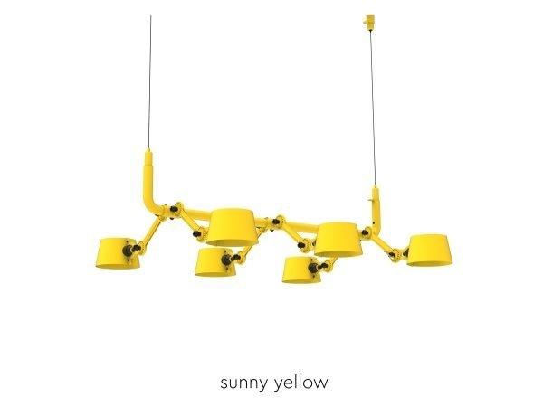 Bolt Pendant 6 Sunny Yellow