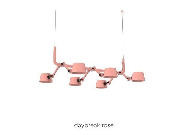 Bolt Pendant 6 Daybreak Rose