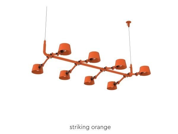 Tonone Bolt 8 Striking Orange