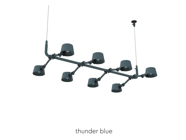 Tonone Bolt 8 Tunder blue