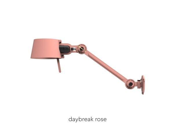 Bolt bedlamp side fit Daybreak Rose
