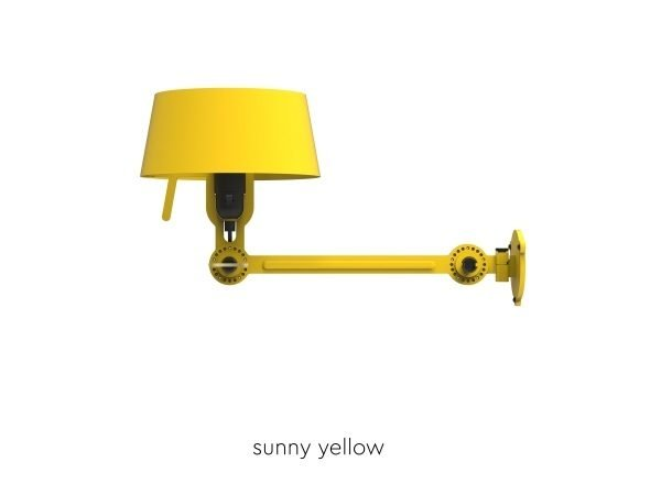 Bolt bedlamp under fit Sunny Yellow