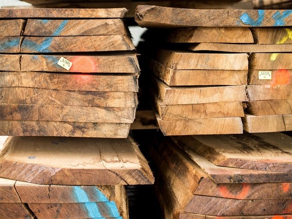 Arco hout sfeerfoto