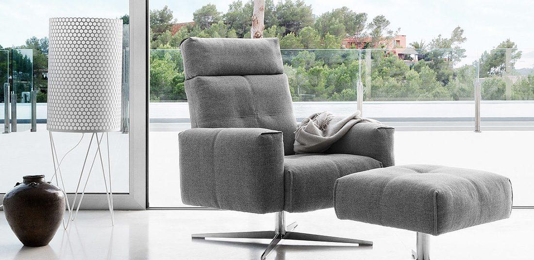 Rolf Benz fauteuil