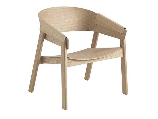 Muuto Cover Lounge stoel