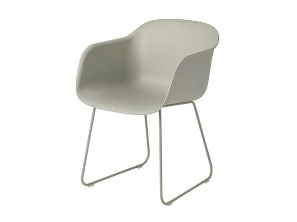 Muuto Fiber stoel slede base