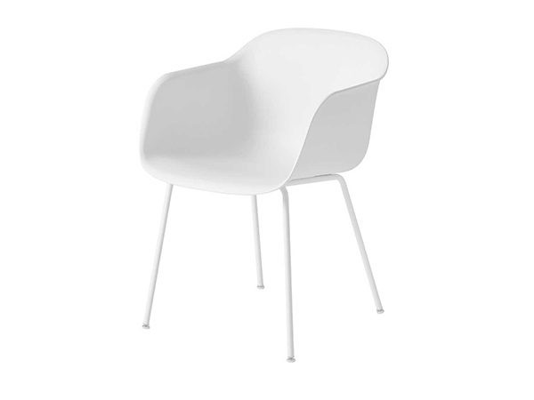 Muuto Fiber stoel tube base