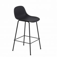 Muuto Fiber Barkruk backrest