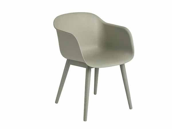 Muuto fiber stoel