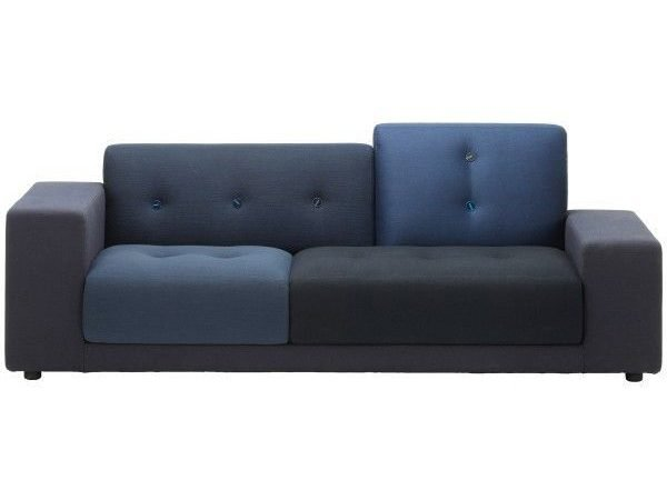 Vitra Polder Compact blauw links