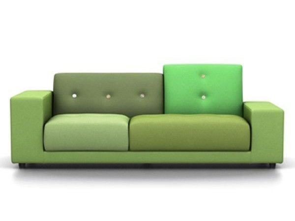 Vitra Polder Compact groen links