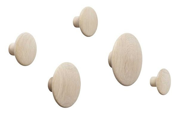 Muuto Dots wood set 5
