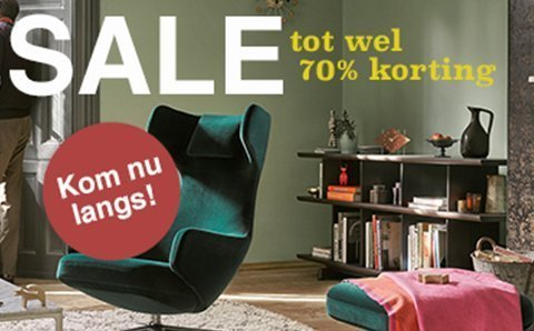 Winter SALE bij Plaisier