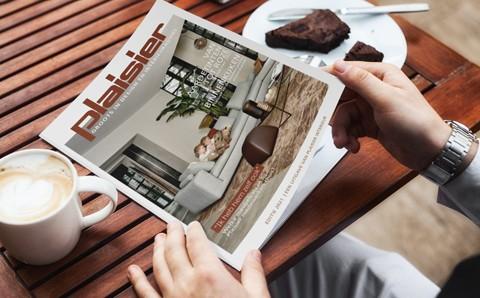 Plaisier Interieur Magazine