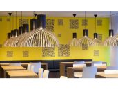 Secto Victo 4251 hanglamp restaurant