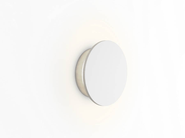 Wever en Ducré Miles wandlamp - Miles LED 3.0 (rond), Wit