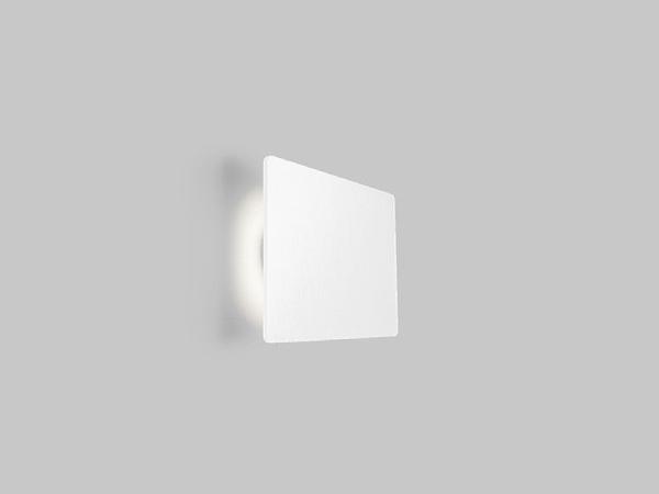 Wever en Ducré Miles wandlamp - Miles LED 2.0 (vierkant), Wit