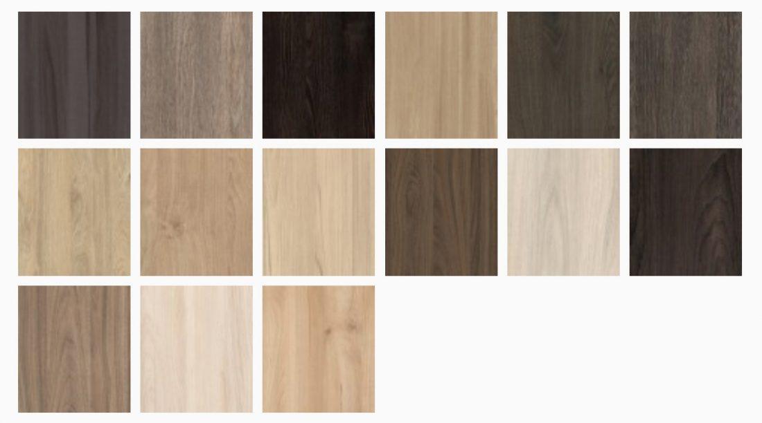 Noteborn houtdecors collectie