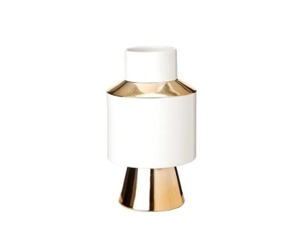 Pols potten vase object goud