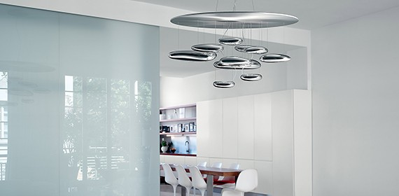 Artemide plafondlampen