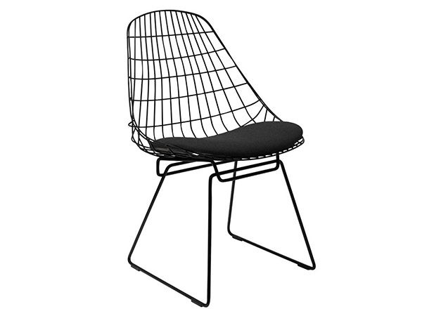 Pastoe SM03 Wirechair Black