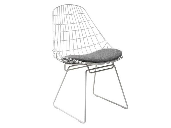 Pastoe SM03 Wirechair White