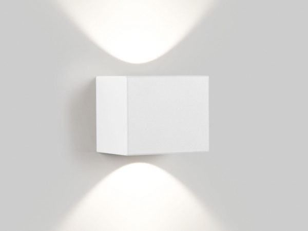Delta Light Tiga LED wandlamp wit