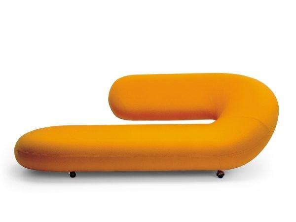 Artifort Chaise Longue Geel