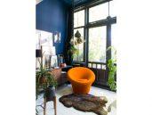 Artifort mushroom fauteuil oranje sfeer
