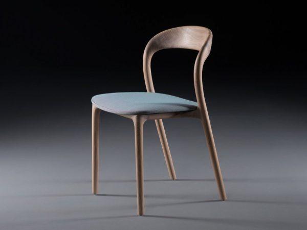 Artisan Neva Light stoel zitting blauw
