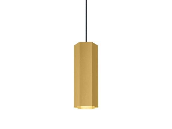Hexo 2.0 hanglamp goud