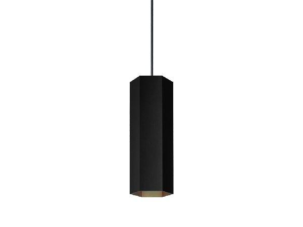 Hexo 2.0 hanglamp zwart