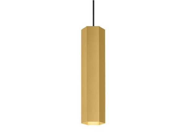 Hexo 3.0 hanglamp goud