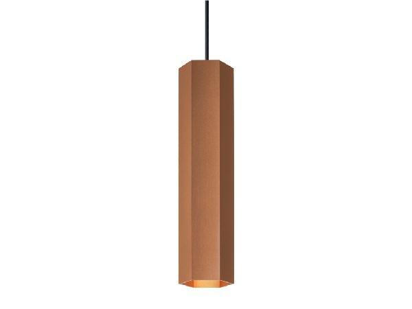 Hexo 3.0 hanglamp koper