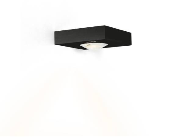Leens 1.0 wandlamp zwart